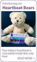 BabyFace4D Heartbeat bear