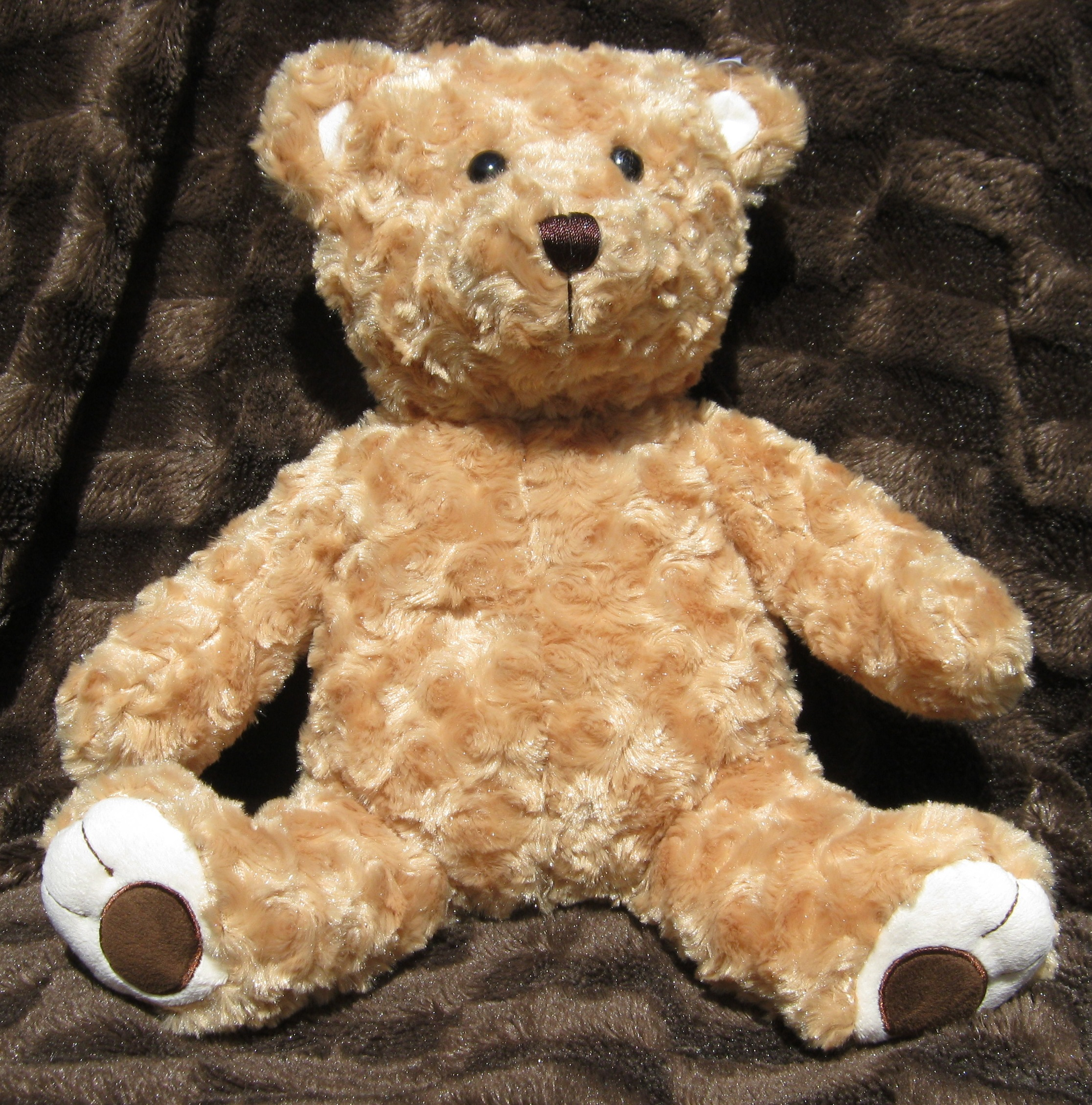 "15"" Heartbeat Bear"