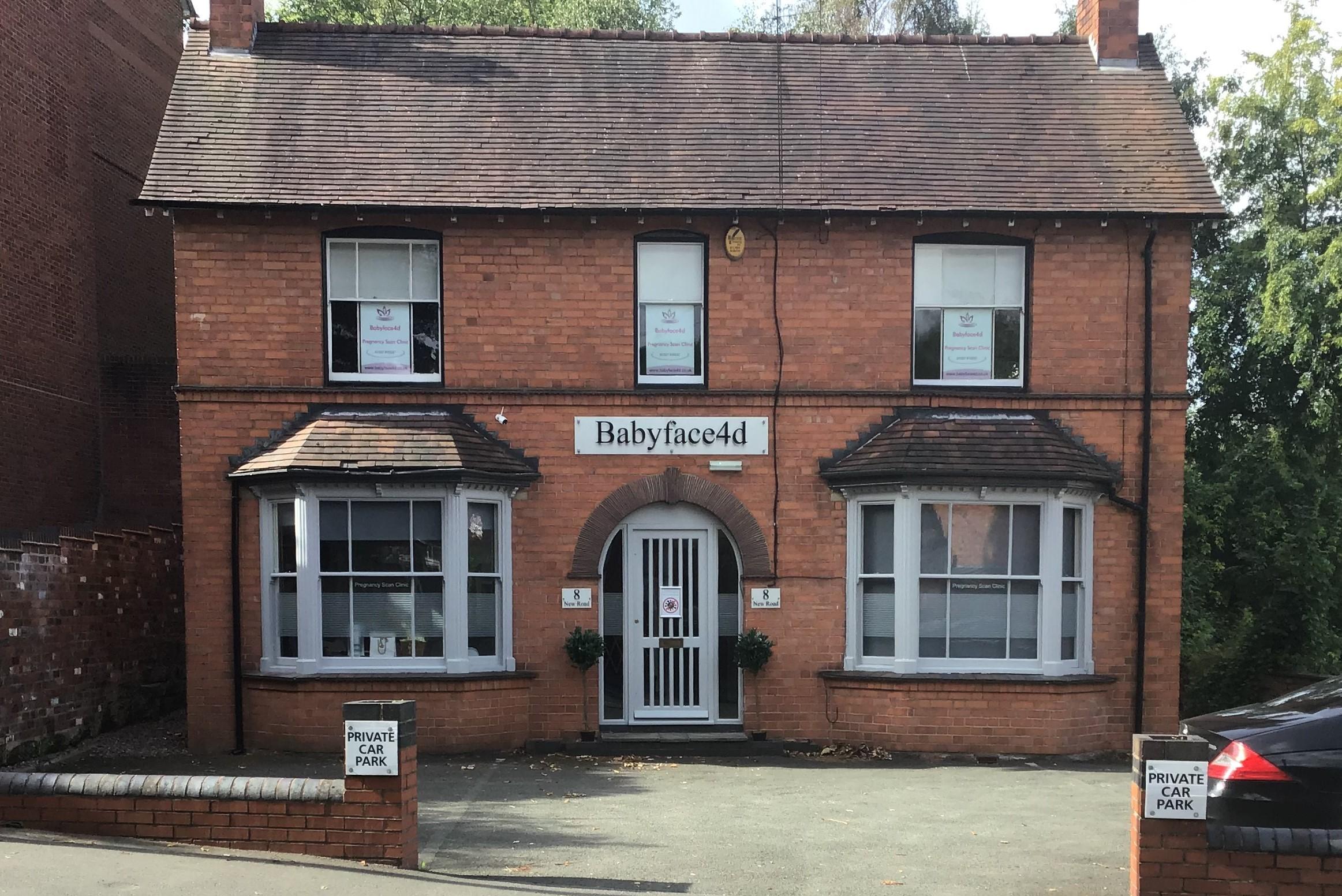 Babyface4D Pregnancy scan clinic - New Road, Bromsgrove